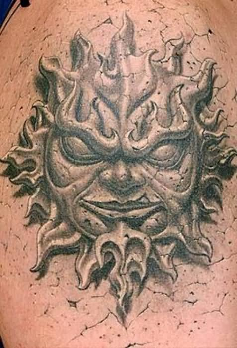 Evil Tattoo Images Amp Designs