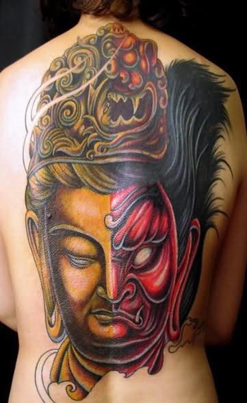 Evil Tattoo Images Designs