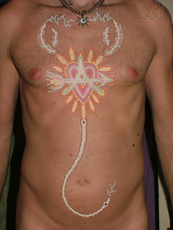 Scarification Tattoos  Page 42