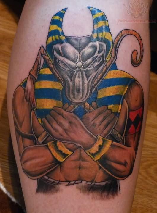 Egyptian God Tattoos