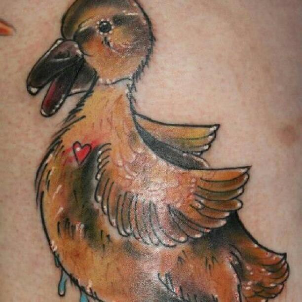 Duck Tattoos