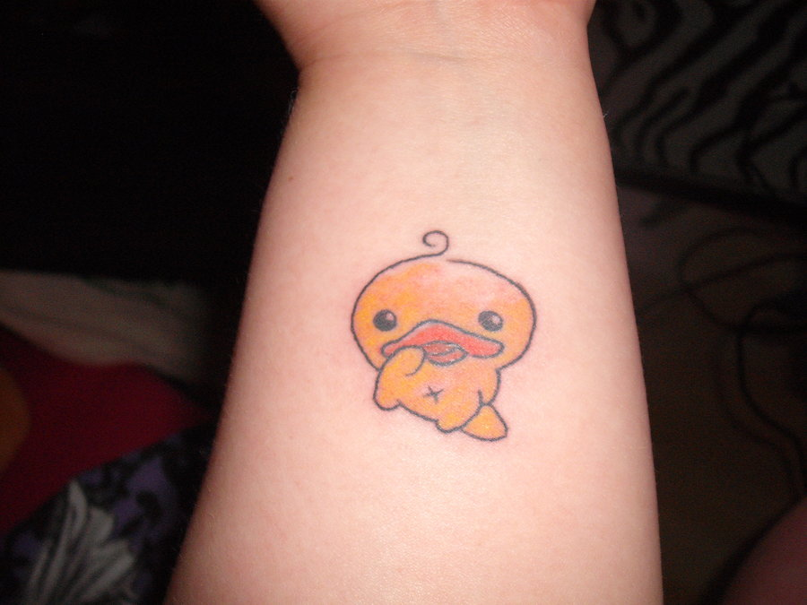 Duck Tattoos Designs Duck Tattoo