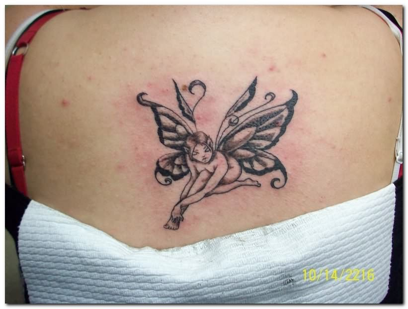 304c9d4e0 Fairies Tattoo Images & Designs