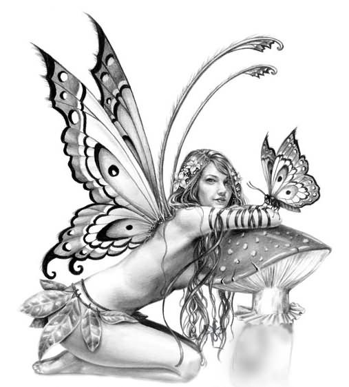 View More  Fairies Tattoos