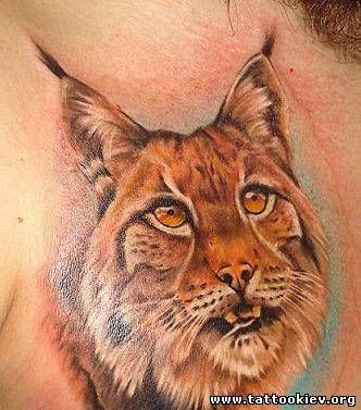 Bear paw chest tattoo celebrity