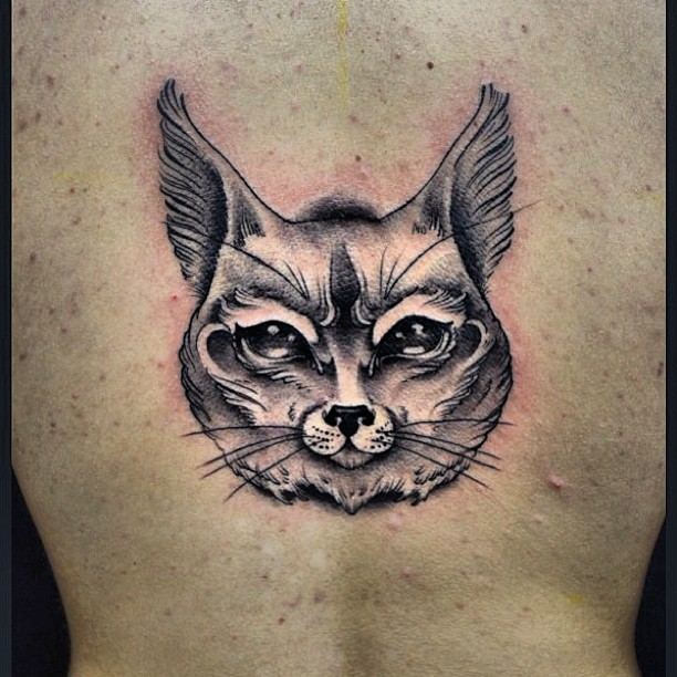 Lynx Tattoo Images & Designs