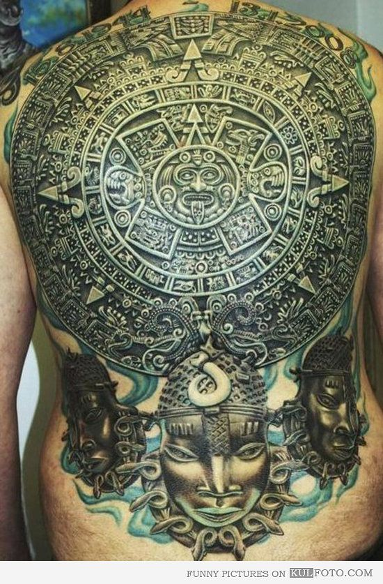 Cool Hip Tattoos For Girls