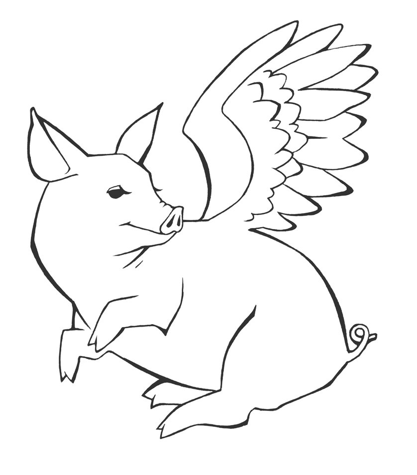 fly angel coloring pages - photo#36
