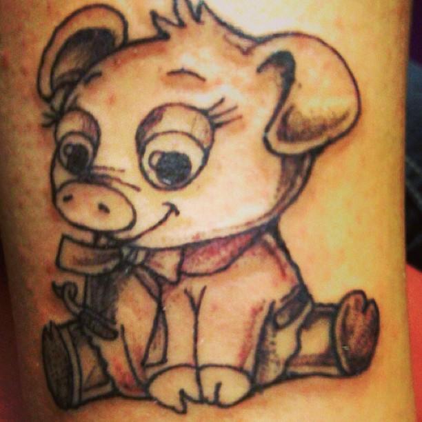 Nana Henna Ungaran Semarang Polynesian Tattoo Symbols: Pig Tattoo Images & Designs