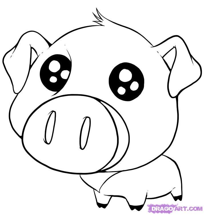 Pig Tattoo Images Designs