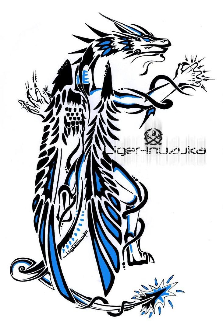 Dragon Tattoo Images amp Designs
