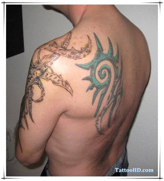 alien tattoo images designs. Black Bedroom Furniture Sets. Home Design Ideas