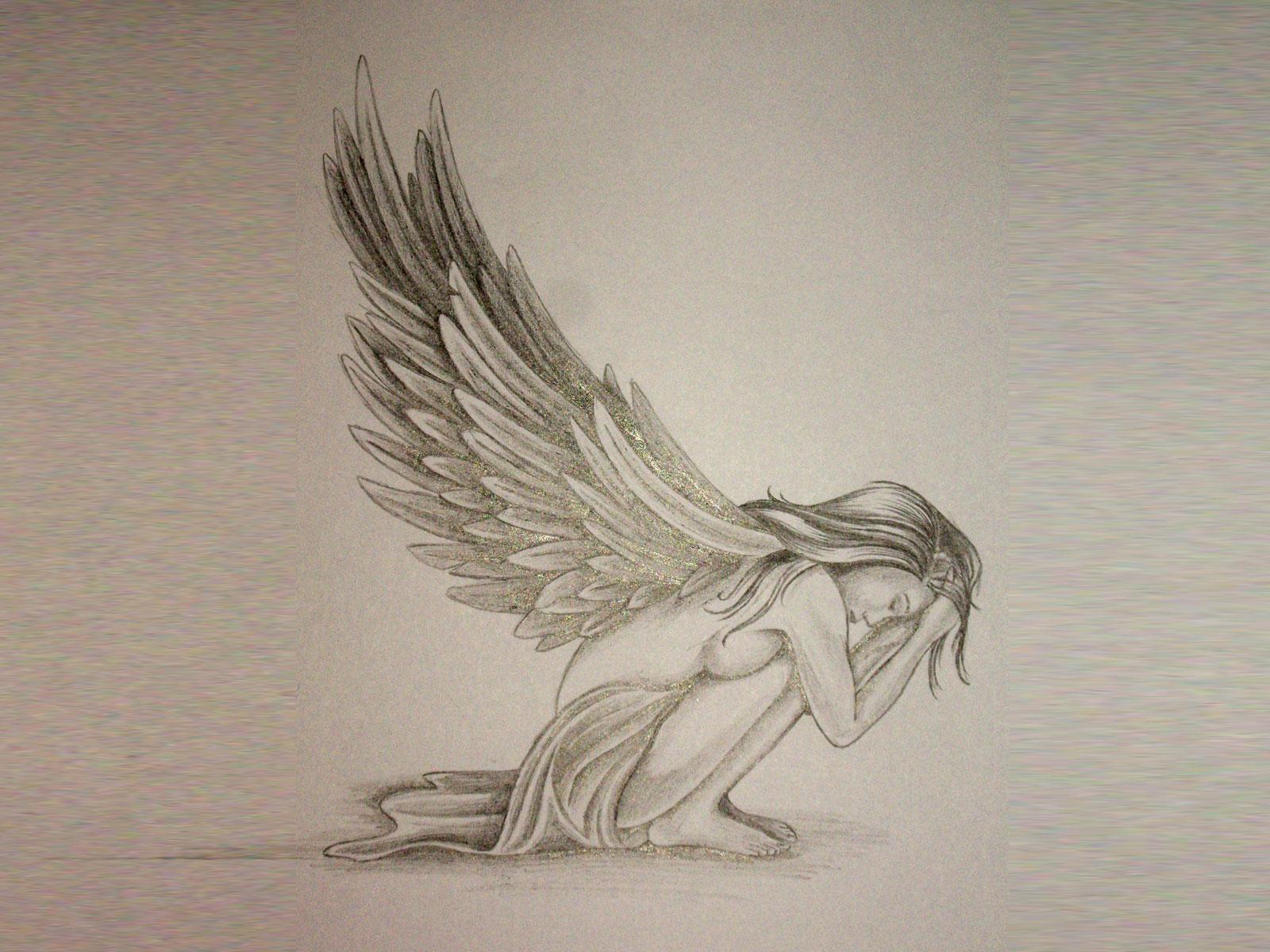 angel tattoo images u0026 designs