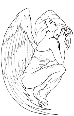 Angel as well 492510909228389878 furthermore Clipart 25201 as well 10 besides Stuff I Like. on cherub baby angel tattoos