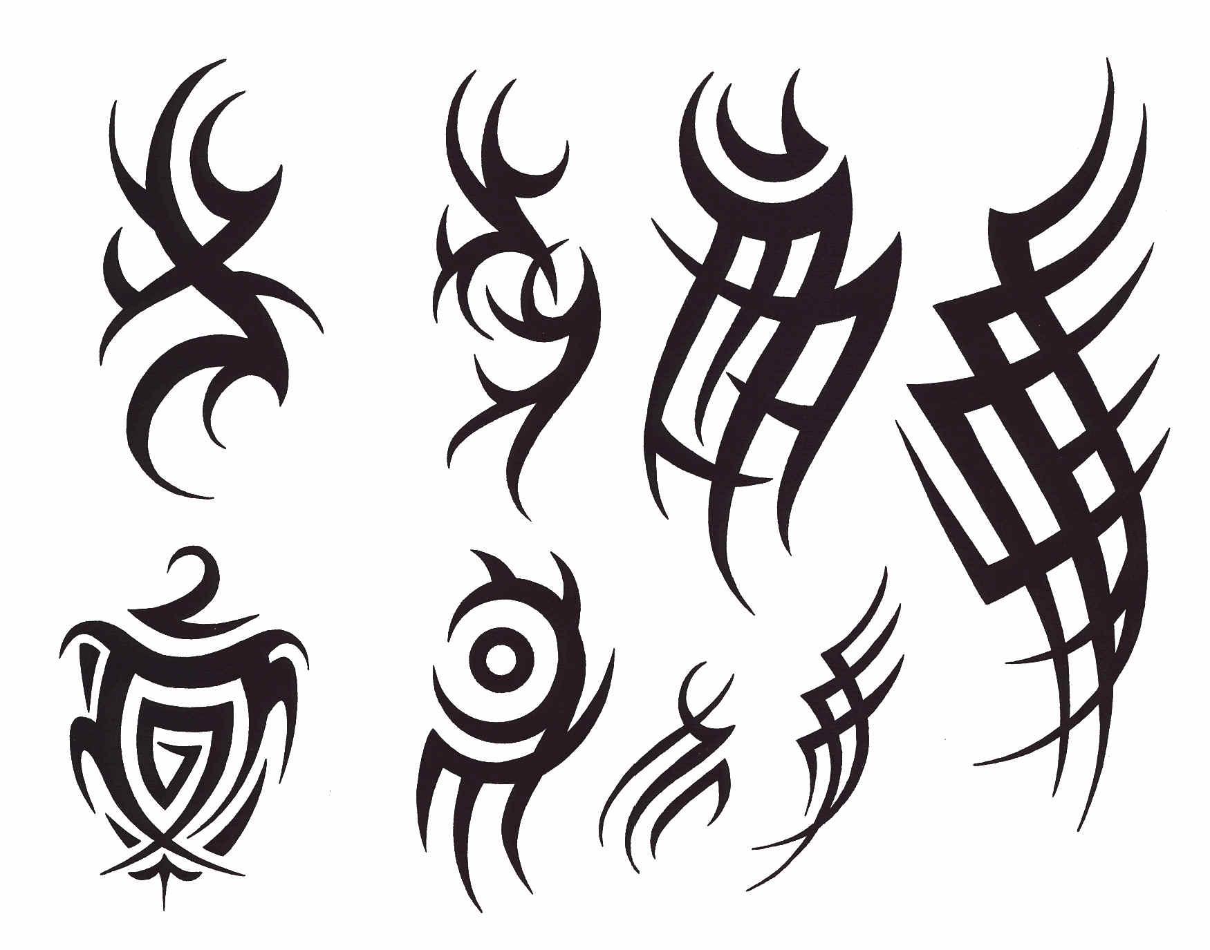 Left Sleeve Tribal Tattoo For Guys