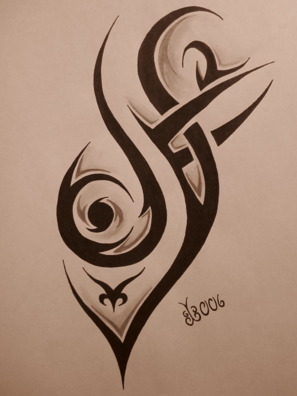 Tribal Tattoos Page 21