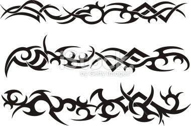 tattoos girly tribal Tribal Designs Tattoos Armband