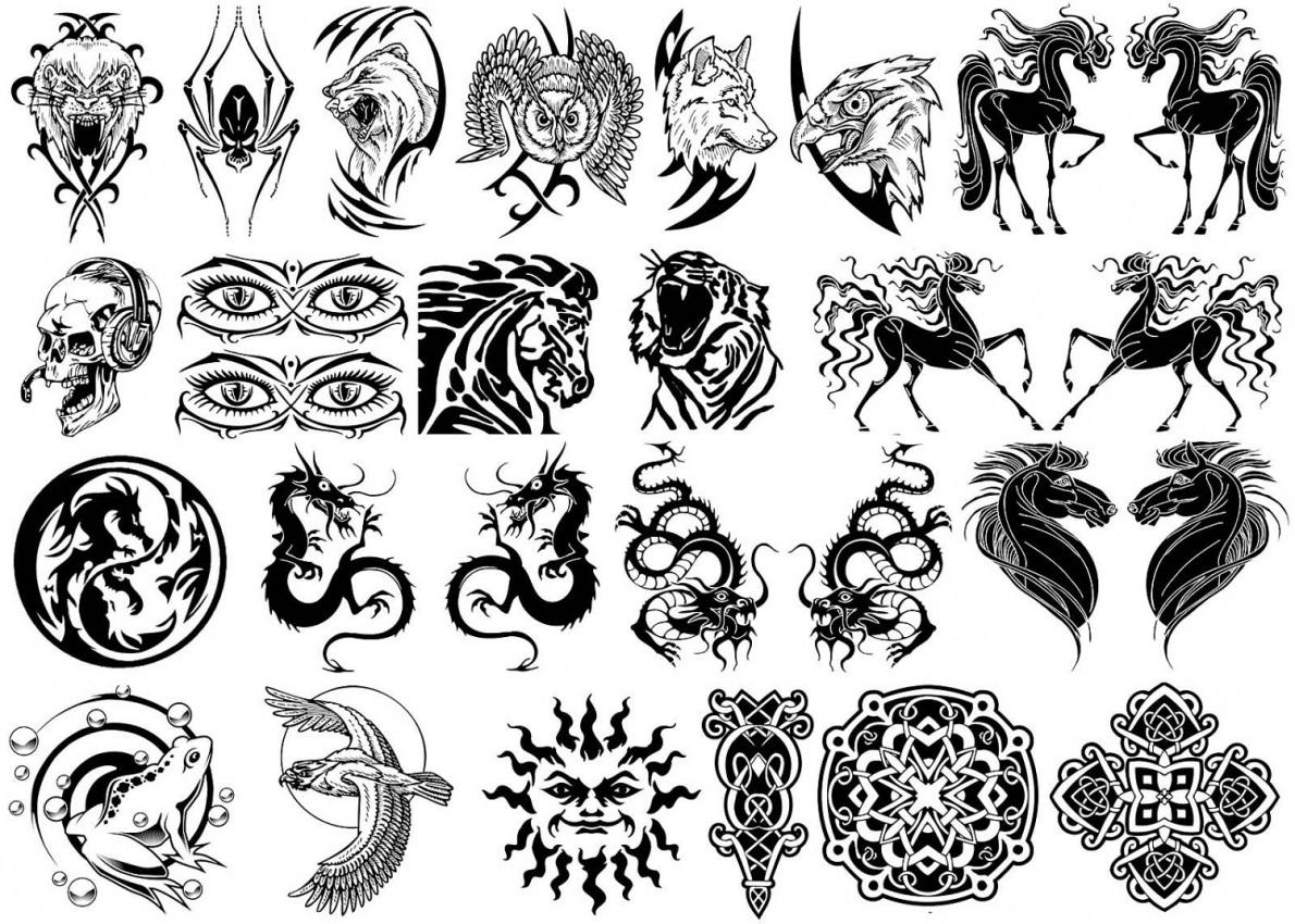 and tribal back meanings tattoos Tattoos Girls Tribal Designs and For Boys