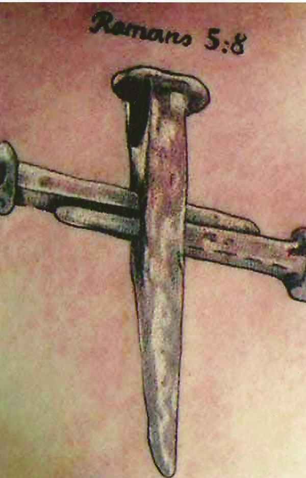 Nail Cross Tattoo: Cross Tattoos Designs & Ideas : Page 48