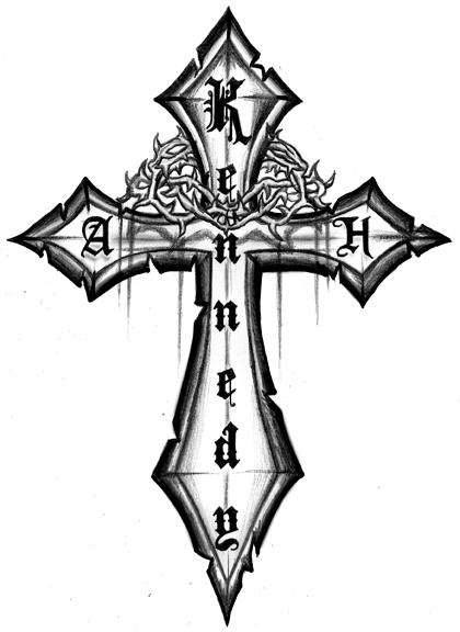Tattoos Designs Sketches Cross Tattoos Designs Sketches Cross