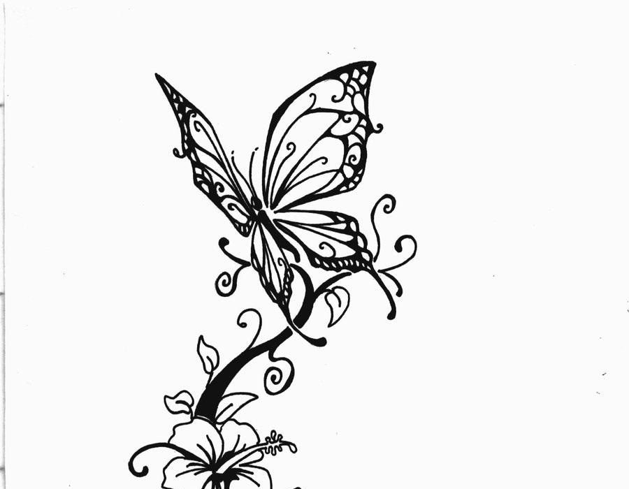 Butterfly Tattoos Page 12