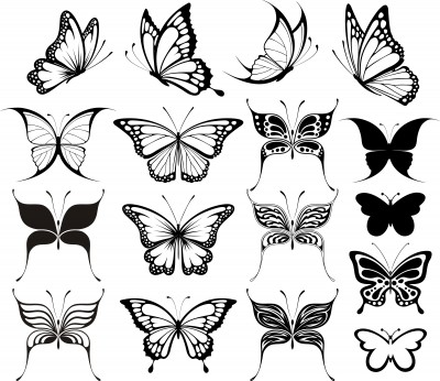Latest Butterfly Tattoos Designs