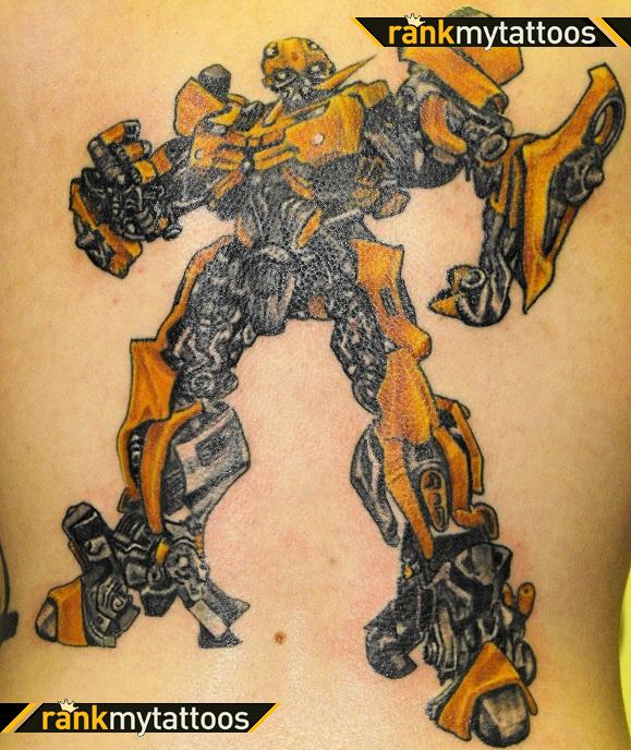 Biomechanical Tattoos : Page 40