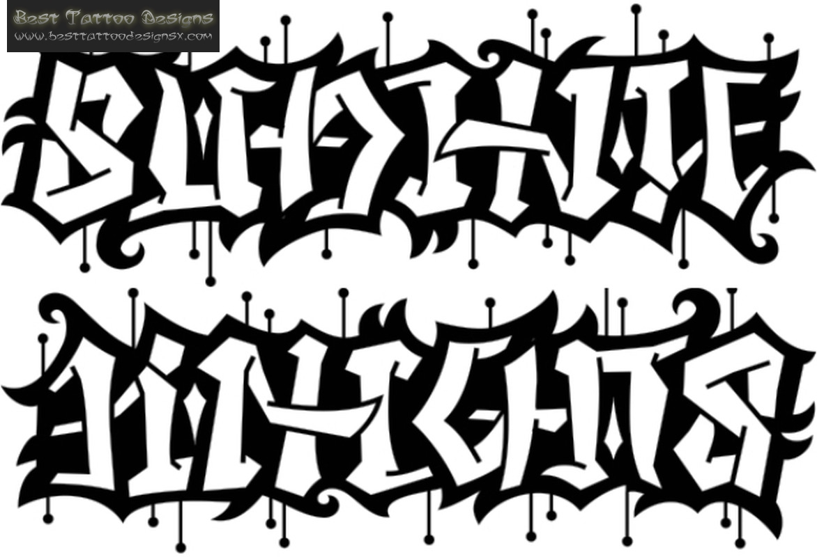 Ambigram tattoos designs images for Two words in one tattoo generator