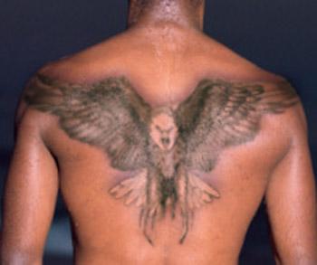 Eagle tattoos designs ideas page 40 for Eagle tattoo on back