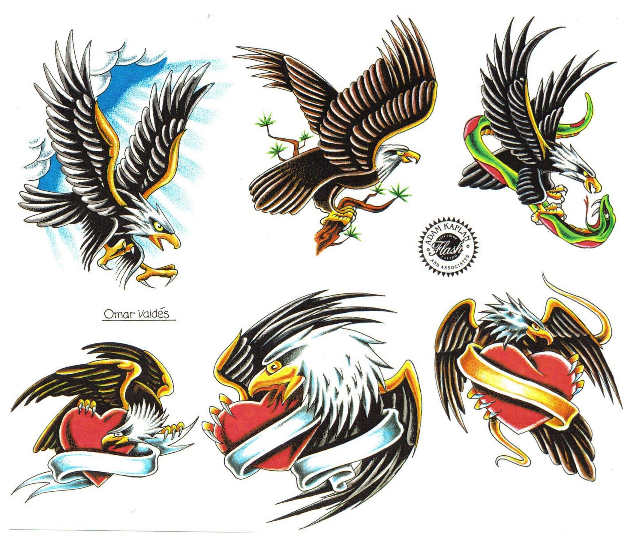 Eagle Tattoos  Page 68
