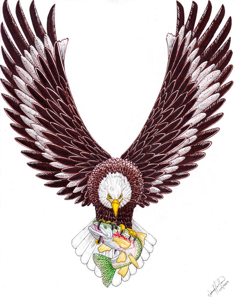 Eagle Tattoo Im... Firefighter Tattoo