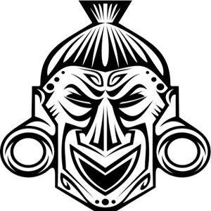 African Warrior Tattoos