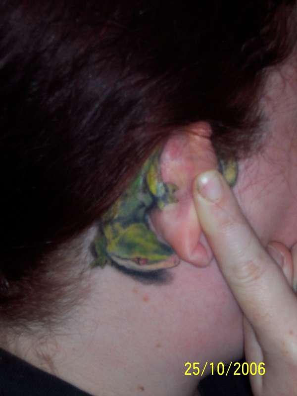 Infinity Symbol Love Tattoo