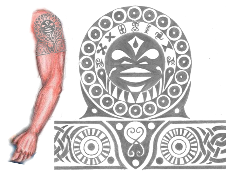 West African Symbol Tattoos Lektonfo