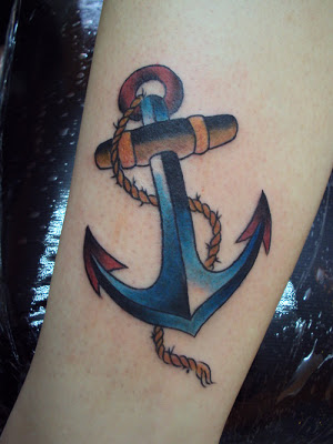 Anchor Tattoo Images Amp Designs