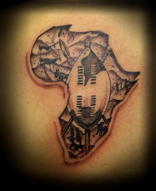 African Tattoo Images Amp Designs