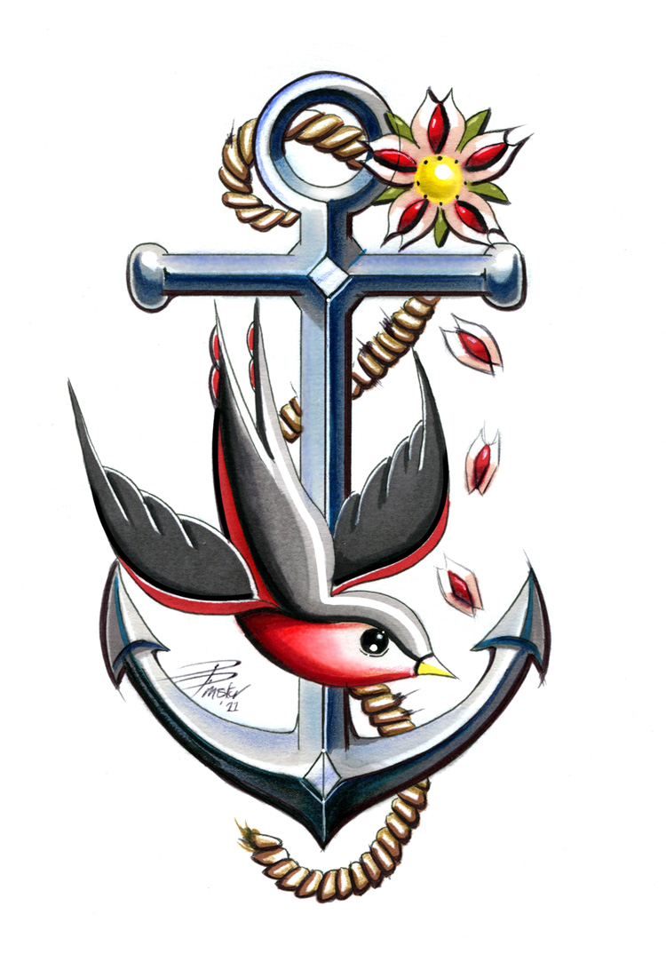 and anchor design