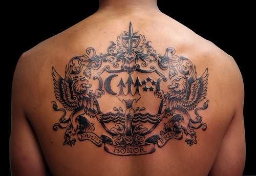 Family tattoo symbol of pride for Family symbol tattoos
