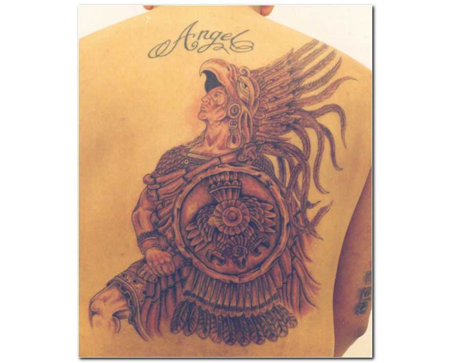 Aztec Tattoos Page 10