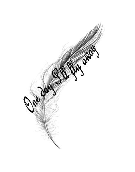 feather tattoo images designs. Black Bedroom Furniture Sets. Home Design Ideas