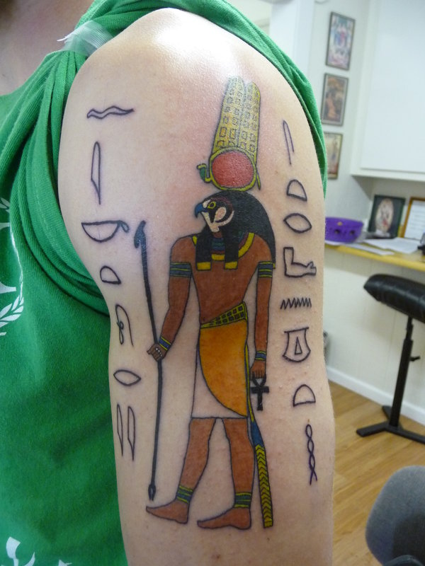 Queen Bee Tattoo Egyptian Tattoo Images...