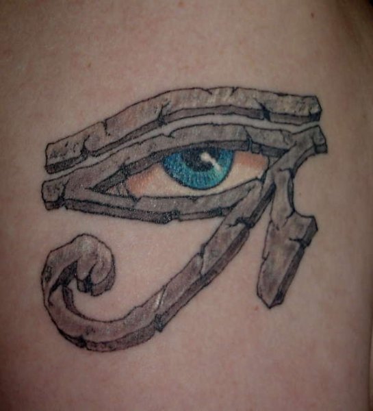 Egyptian Cat Eye Tattoos