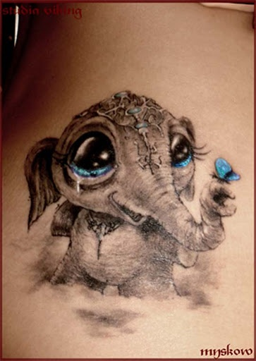 Infinity Tattoos With Butterflies Elephant Tattoos : Pag...