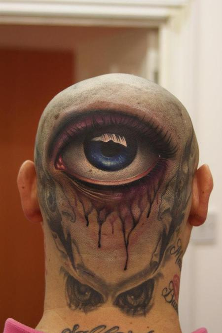 Eye tattoo images designs for Tattoo your eyes