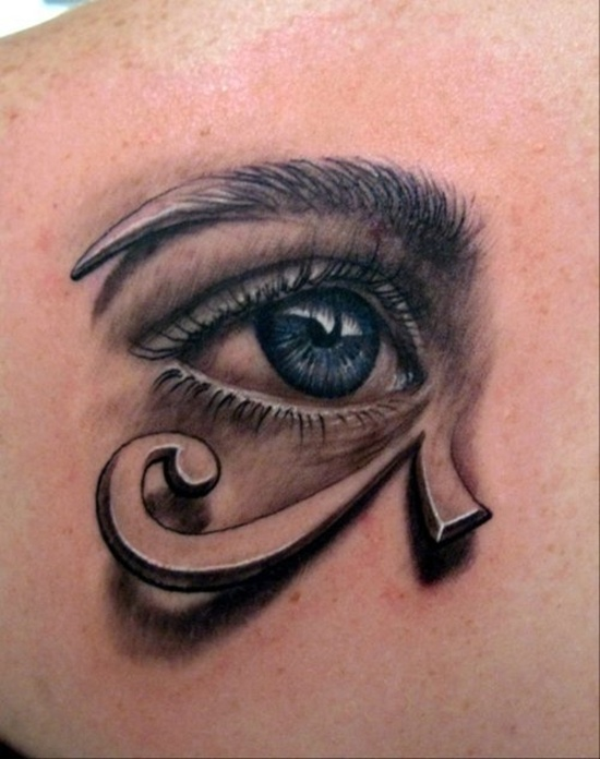 Eye Tattoo Images & Designs