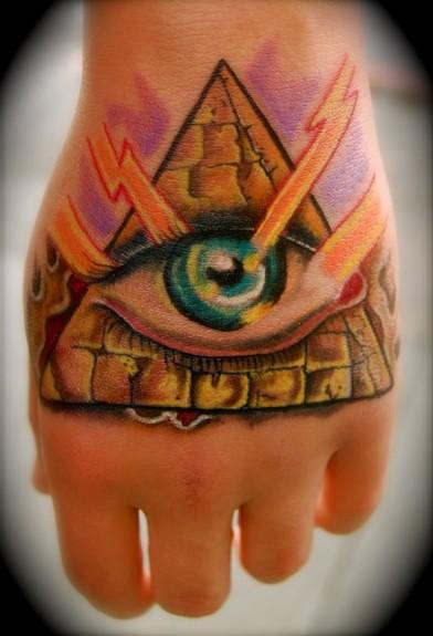 eye tattoo images designs. Black Bedroom Furniture Sets. Home Design Ideas