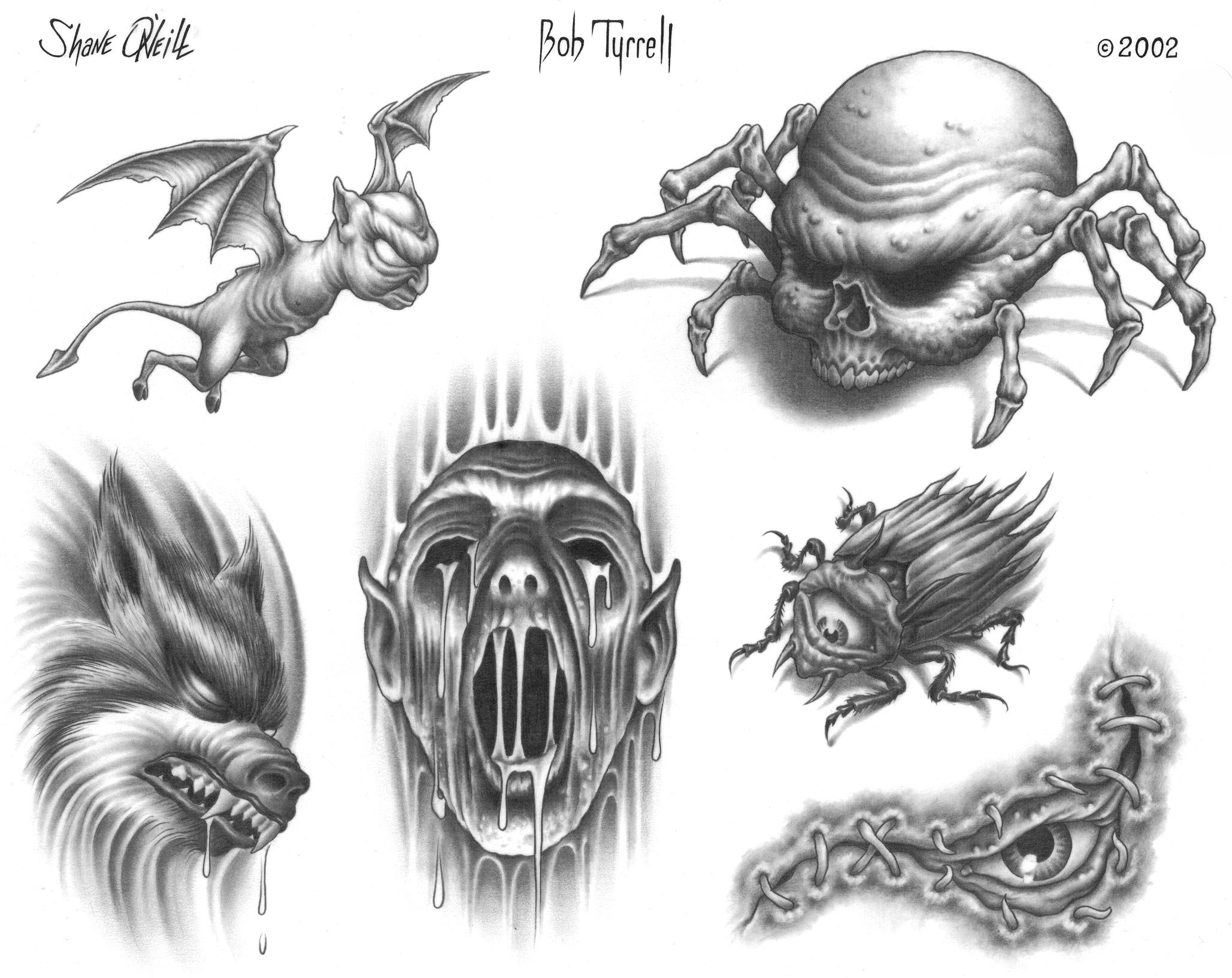 6f8c5e784 Cool Devil Tattoos Designs