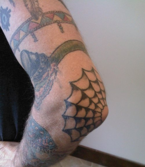 Elbow Tattoo Images &amp Designs