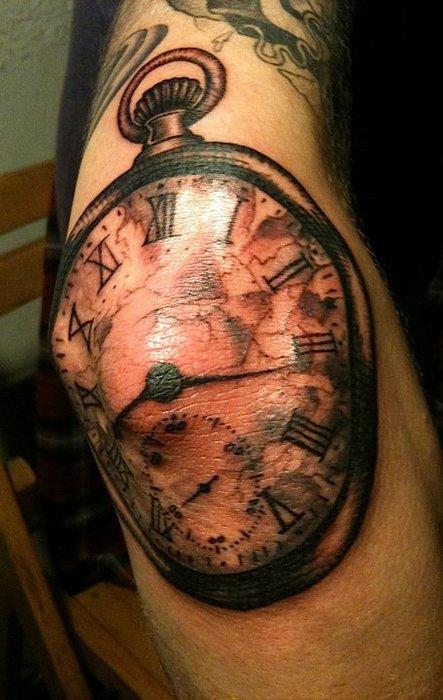 Elbow Tattoo Images Amp Designs