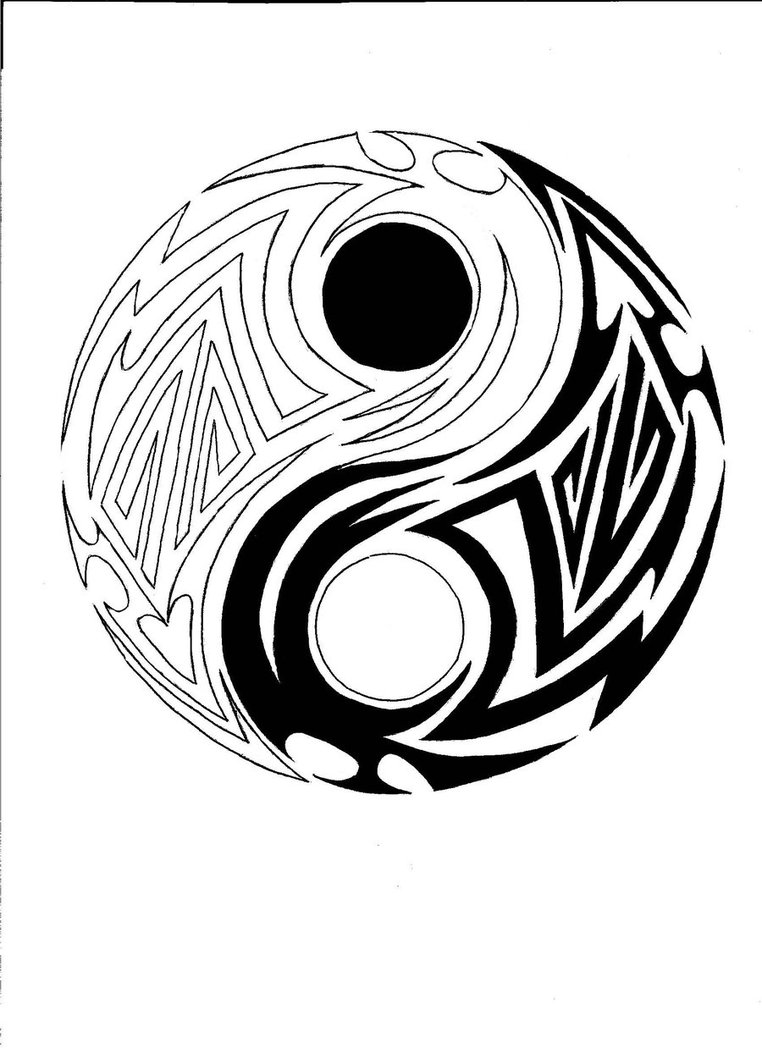 Ying Yang Tumblr Background in addition Los 5 Simbolos En Tatuajes Mas  unes furthermore Baseball Cross Tattoo Designs For Men also Dragon Tattoo Designs For Men further 5. on masculine bat ideas